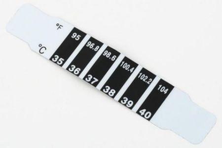 Термотест для измерения температуры у детей