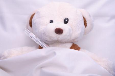 Мишка: причина насморка у ребенка - ОРВИ