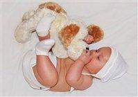 Физическое развитие двухмесячного ребенка
