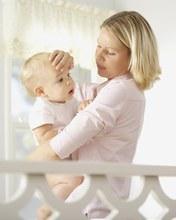 Болезни у детей до года
