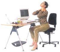 Фитнес на работе