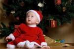 Малыш: новый год с ребенком