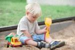 Мальчик: игры для песочницы