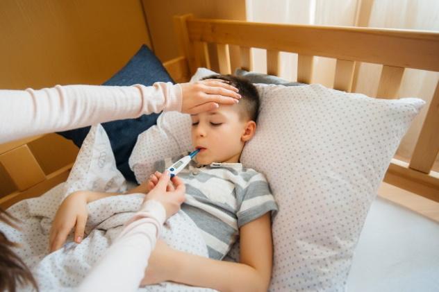 акклиматизация у ребенка на море: симптомы