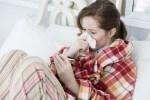 Женщина простудилась после ЭКО
