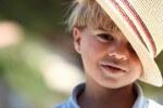 Мальчик: перегрев у детей