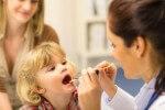 Ребенок у врача: лечение аденоидов
