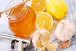 апельсины и чеснок