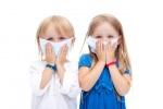 Дети в масках: профилактика гриппа