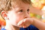 Рвотные позывы у ребенка