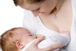 мать и грудной младенец