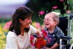 семьи с детьми-инвалидами