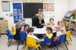 детям, чьи родители работают в детских садах, будут давать места в этих дошкольных учреждениях
