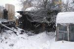 в екатеринбурге семье из пяти человек негде жить после пожара