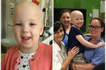 в британии 6-летнюю девочку вылечили от рака