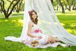 икота при беременности и отдых