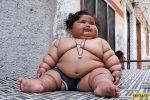 новорожденная из индии весит почти 20 кг