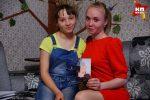 Пара из Свердловской области приютила ветерана Великой Отечественной войны и ее правнучек