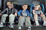 Детей старше 7 лет теперь тоже рекомендуется перевозить в автокреслах