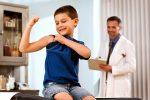 В Роспотребнадзоре назвали количество абсолютно здоровых детей