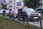 Нерадивых родителей-водителей останавливали сотрудники ГИБДД