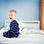 истерика у ребенка перед сном
