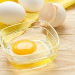 маски для лица из яиц