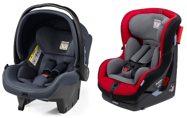 Автолюлька Peg Perego Viggio Switchable