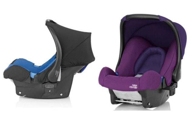 Автолюлька Romer Baby Safe Plus