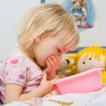 Ацетон в моче у ребенка