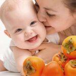можно ли кормящей маме есть хурму