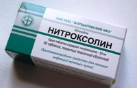 Нитроксолин - лекарство от цистита у женщин