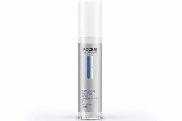 Разглаживающая сыворотка для волос Satin On Anti-frizz Serum - средство от электризации волос
