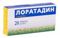 Лоратадин - антигистаминный препарат для детей
