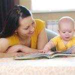лучшие первые книги для детей до года