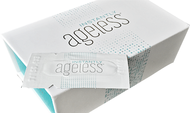 Крем Instantly Ageless от морщин
