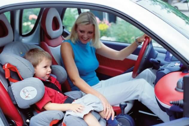 Мама с ребенком: личный пример как метод воспитания