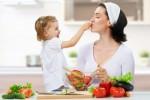 Мама с дочкой - особенности воспитания с рождения до трех